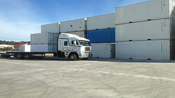 container sales and hire