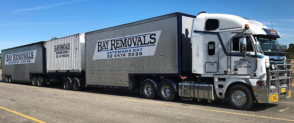 Bay Removals Batemans Bay call 02 44743938